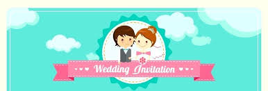 online marriage invitation online wedding invitation design niengrangho info