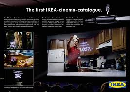 Ikea Taiwan Ikea Ambient Advert By Ddb Cinema Catalogue Ads Of The World