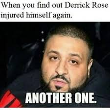 Derrick Rose Injury Meme - derrick rose injury jokes kappit