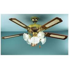 perenz ventilatori da soffitto perenz 7066ol ventilatore da soffitto 5 pale diametro 130 cm kit