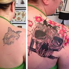 Tattoo Cover Up Ideas For Back 114 Best Tattoo