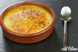 cuisine catalane recettes recette de crème catalane crema catalana dessert espagnol