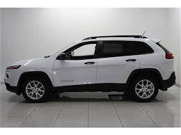 2016 jeep cherokee sport white 2016 used jeep cherokee fwd 4dr sport at escondido auto super center