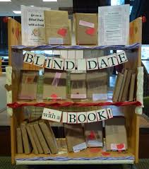Seeking Blind Date Books Seeking Readers The Cus Library