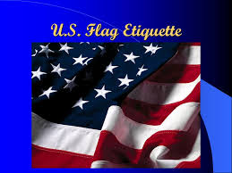How Many Stars And Stripes Are On The Us Flag U S Flag Etiquette Ppt Download