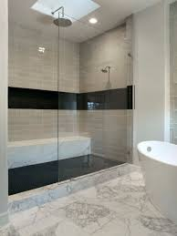 homey ideas 12 standing shower bathroom design home design ideas
