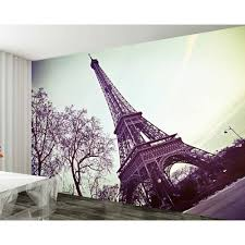 wallpaper for walls 1 wall paris eiffel tower giant wallpaper mural w8p paris 002