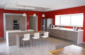 cuisine bois gris moderne cuisine bois et get green design de maison