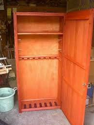 free gun cabinet plans with dimensions free wooden gun cabinet plans 3 gallery image and wallpaper
