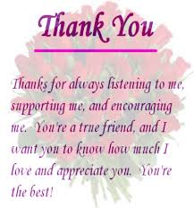 thanks a lot dear friend free friends ecards greeting cards