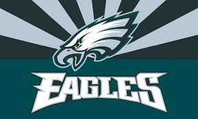 top design philadelphia eagles flag 90x150cm polyester with