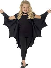 child vire bat wings 44414 fancy dress ball