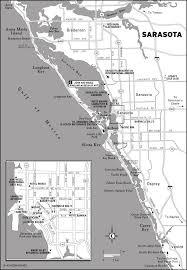 Sarasota Florida Map Street Map Of Sarasota Florida You Can See A Map Of Many Places