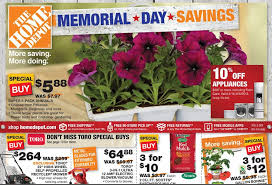 home depot black friday mower home depot memorial day savings starts today deals i found