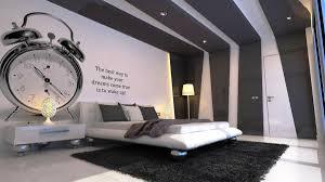 bedroom black acapella wardrobe armoire brown wooden nightstand