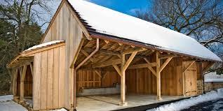 hugh lofting timber framing high performance building