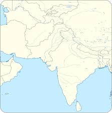 Blank Map Asia by File Blank Rivers Lakes Boundries Asia Svg Wikimedia Commons