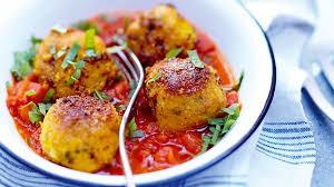 cuisiner le cabillaud recette boulettes de cabillaud au safran en sauce tomate