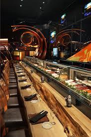 Best Kiosk Sushi Japanese Food Images On Pinterest - Japanese restaurant interior design ideas