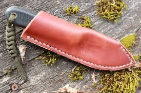 buy a made handmade custom skinning knife made to order from