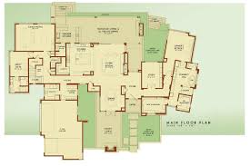 The Metropolitan Condo Floor Plan by Tranquility At Barton Creek Portfolio Metropolitan Custom Homes