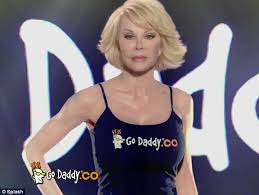 target lady black friday commercials 2011 best super bowl commercials 2011 joan rivers 77 in leather