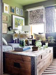 Living Room Furniture Ideas For Apartments A Sleeping Space Solution Hgtv
