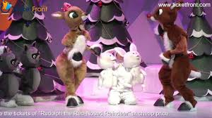 rudolph red nosed reindeer live performance