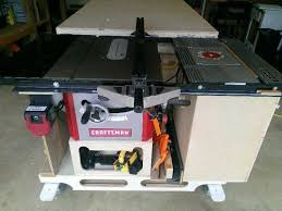 Bench Mounted Circular Saw 496 Best Tablesaw And Router Station Images On Pinterest
