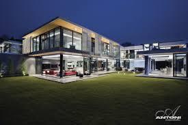 awesome u shaped house design by saota and antoni associates