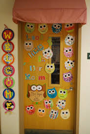 Autumn Decorations Home Backyards Decorating Classroom Doors Door Preschool Fall
