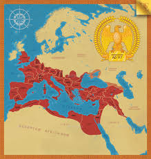 Roman World Map by Roman Empire Map By Emird Graphicriver