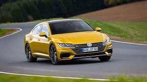 volkswagen cars list vw arteon 2017 review by car magazine