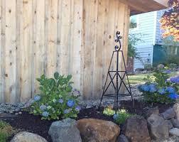 garden trellis etsy