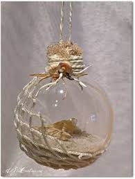 how to make your own seashell ornament busy