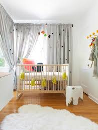 Blackout Curtains For Nursery by Curtain Nursery Enchanting Decorating Ideas With Blackout Curtains
