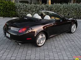 lexus on vogue tires 2002 lexus sc 430 convertible ft myers fl for sale in fort myers