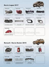 renault symbol 2015 renault symbol 2017 head lamp headlight 260601236r 260102037r