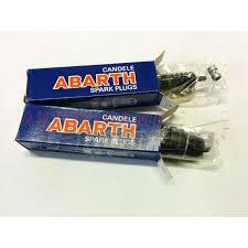 candele spark ab175y spark plugs abarth fiat 500 d f l r 126 600d 1100d r seat
