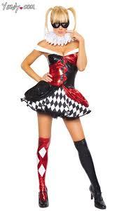 Clown Halloween Costume Circus Clown Costume Jester Costume Clown Halloween