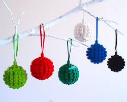 details about lego christmas bauble tree decoration ribbon bricks