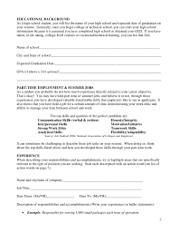 resume template for high school students homework help keewatin district school board putting