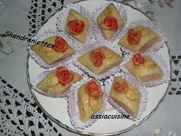 cuisine de assia les skendraniettes les recettes de assia