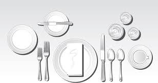 formal dinner table setting tuxton china inc art of tablesetting