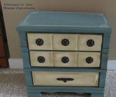 snazzy little pink dresser painted with websters chalk paint