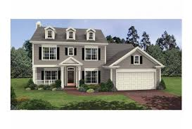 two story colonial house plans eplans colonial house plan timeless and two story 1695