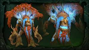 do you feel moonkin was the wrong creature to go with for balance