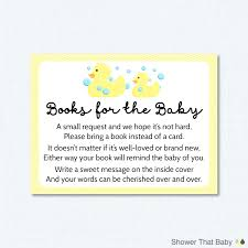 bring book instead of card to baby shower wording for baby shower invitations books instead of cards