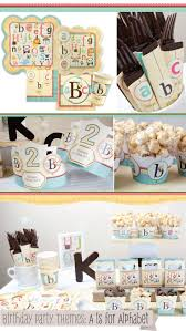 Welcome Home Baby Party Decorations by Best 10 Alphabet Birthday Parties Ideas On Pinterest Alphabet