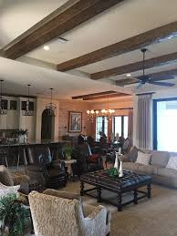 stunning tuscan interior design in tampa faux wood workshop